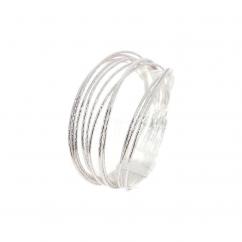 Pesavento DNA Spring Multi Row Bracelet