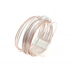Pesavento DNA Spring Medium Bracelet