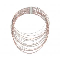 Pesavento Spring Mix Bib Necklace