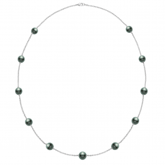 Mikimoto White South Sea 9mm Pearl Necklace