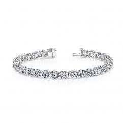 Private Reserve 15.90CT Diamond Bracelet