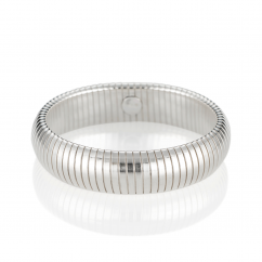Sterling Silver Cobra Bracelet