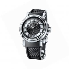Breguet Stainless Steel Marine Watch MODEL 5817ST925V8