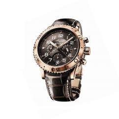 Breguet 18k Pink Gold XXI MODEL 3810BR929ZU
