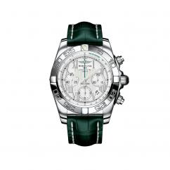 The Chronomat 44 Hamilton 100th Edition By Breitling