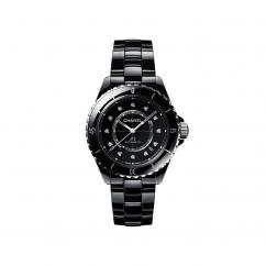 Chanel Black J12 H5702