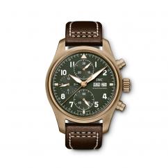 Pilot's Watch Chronograph Bronze Spitfire (IW387902)