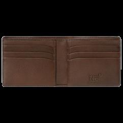 Montblanc Meisterstück Sfumato Brown Wallet 6cc