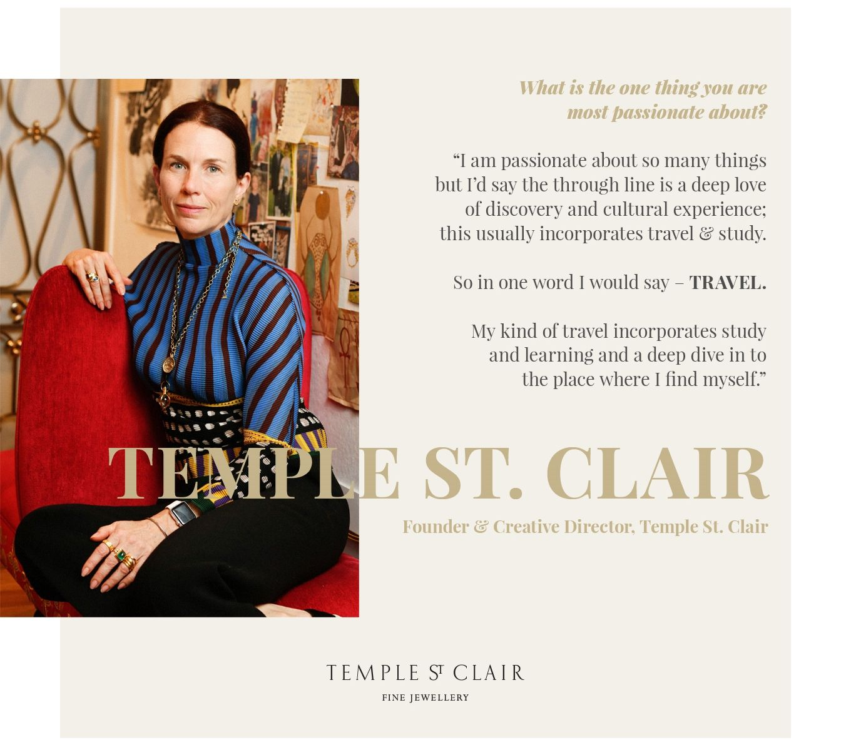Temple St Clair