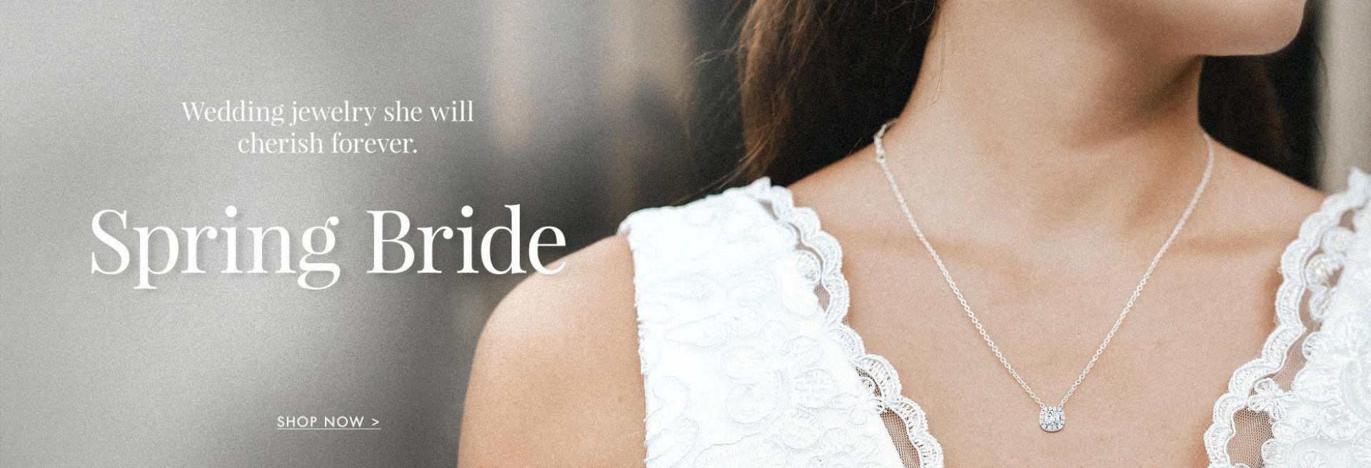 Wedding Jewelry She Will Cherish Forever