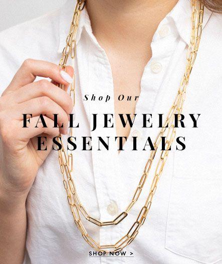 Fall Jewelry Essentials